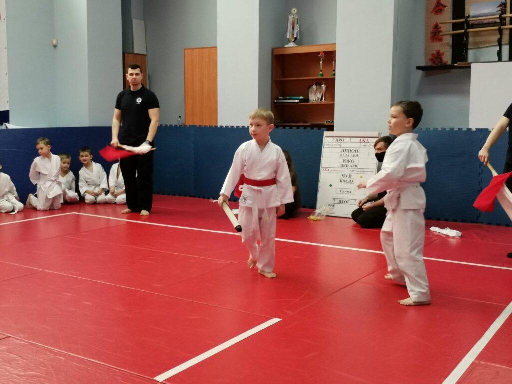 Всероссийский турнир по Айкидо