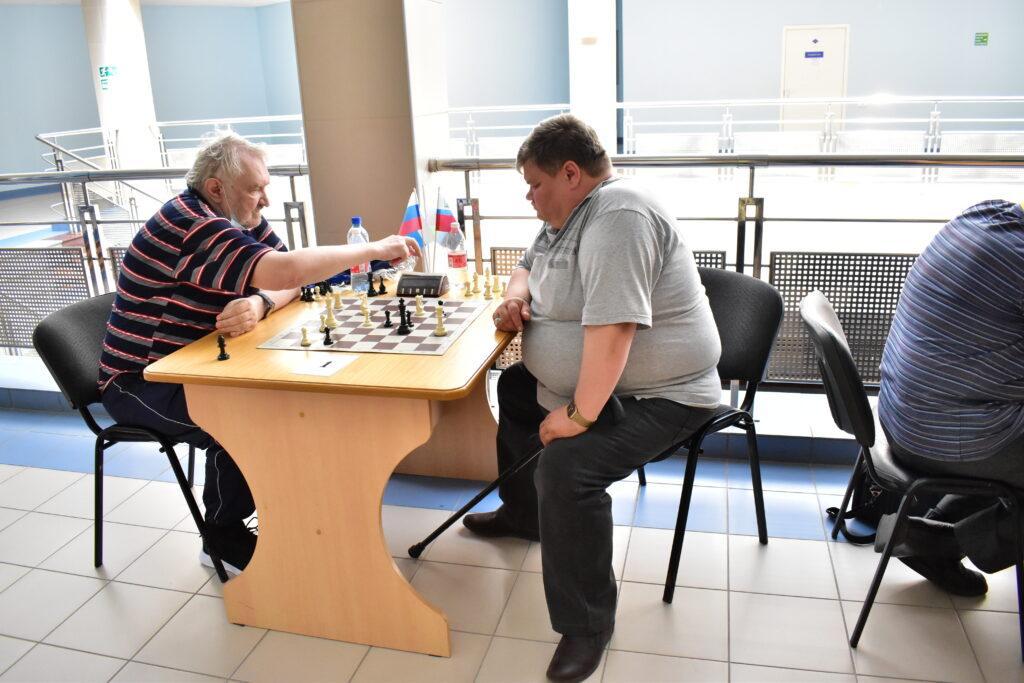 Первенство по шахматам