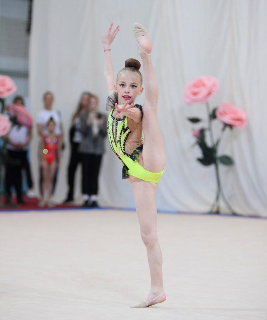 Всероссийские соревнования по художественной гимнастике