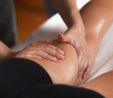 Антицеллюлитный массаж в УСК Светланы Хоркиной